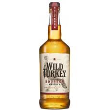 Бурбон WILD TURKEY 81 зерновой, 40,5%, 0.7л, США, 0.7 L