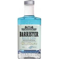 Джин BARRISTER Blue алк.40%, Россия, 0.5 L