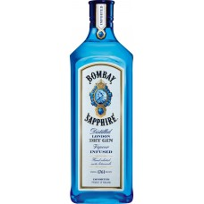 Джин BOMBAY Сапфир Драй 47%, 0.5л, Великобритания, 0.5 L