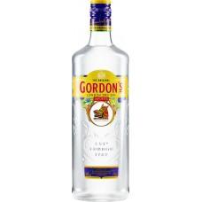 Джин GORDON'S London Dry 40%, 0.75л, Великобритания, 0.75 L