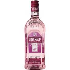 Джин GREENALL`S Уайлд Берри, 37,5%, 0.7л, Великобритания, 0.7 L