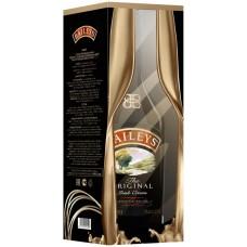 Ликер BAILEYS Original Irish Cream 17%, п/у, 0.7л, Ирландия, 0.7 L