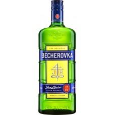 Ликер BECHEROVKA 38%, 0.7л, Чехия, 0.7 L