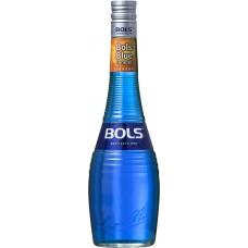 Ликер BOLS Blue Curacao десертный, 21%, 0.7л, Нидерланды, 0.7 L