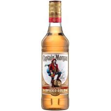 Напиток алкогольный CAPTAIN MORGAN Original Spiced Gold на основе рома, 35%, 0.5л, Великобритания, 0.5 L