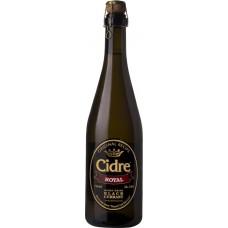 Напиток брожения слабоалкогольный CIDRE ROYAL Медовуха с черной смородиной фильтрованная, пастеризованная, 5%, 0.75л, Беларусь, 0.75 L