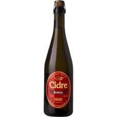 Напиток брожения слабоалкогольный CIDRE ROYAL Медовуха вишневая фильтрованная, пастеризованная, 5%, 0.75л, Беларусь, 0.75 L
