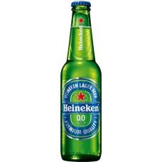 Напиток пивной безалкогольный HEINEKEN 0.0 пастеризованный, не более 0,3%, 0.47л, Россия, 0.47 L