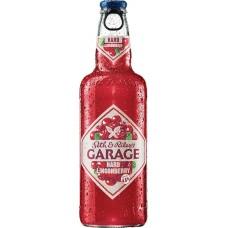 Напиток пивной GARAGE Lingonberry, 4,6%, 0.44л, Россия, 0.44 L