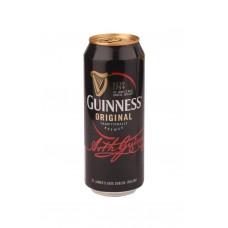 Напиток пивной GUINNESS Гиннесс Ориджинал темное алк.4,8-5% ж/б, Россия, 0.48 L