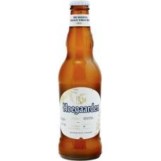 Напиток пивной HOEGAARDEN Witbier нефильтрованный, пастеризованный осветленный, 4,9%, 0.33л, Бельгия, 0.33 L