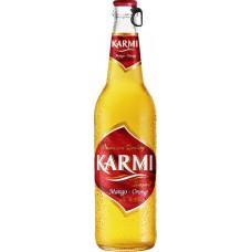 Напиток пивной KARMI Sensual Mango-orange, 6%, 0.48л, Россия, 0.48 L