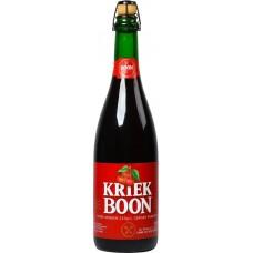 Напиток пивной KRIEK BOON светлый фильтр. пастер. алк.4,00% ст., Бельгия, 0.75 L