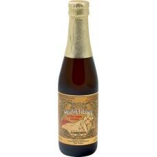 Напиток пивной LINDEMANS Pecheresse фильтрованный пастеризованный, 2,5%, 0.25л, Бельгия, 0.25 L