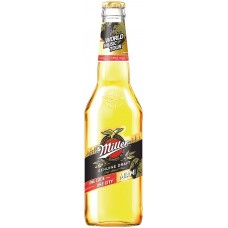 Напиток пивной MILLER светлое пастер. алк.4,7% ст., Россия, 0.33 L