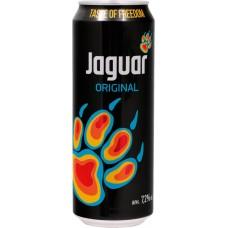 Напиток слабоалкогольный JAGUAR Original, 7,2%, ж/б, 0.45л, Россия, 0.45 L