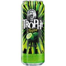 Напиток слабоалкогольный TROPHY Perfect со вкусом фейхоа фильтрованный, 7,2%, 0.45л, Россия, 0.45 L