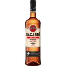 Напиток спиртной BACARDI Spiced, 40%, 0.7л, Италия, 0.7 L