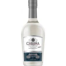 Напиток спиртной CABANA Silver Dry на основе рома 38%, 0.7л, Италия, 0.7 L