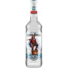 Напиток спиртной CAPTAIN MORGAN White 40%, 0.7л, Великобритания, 0.7 L