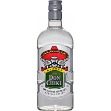 Напиток спиртной DON CHIKU Blanco с текилой, 40%, 0.5л, Беларусь, 0.5 L