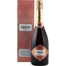 Напиток винный ABRAU LIGHT газ. роз. п/сл. п/у, Россия, 0.75 L