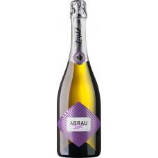 Напиток винный ABRAU LIGHT газированный белый полусладкий, 0.75л, Россия, 0.75 L
