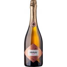 Напиток винный ABRAU LIGHT газированный розовый полусладкий, 0.75л, Россия, 0.75 L