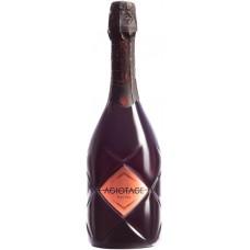 Напиток винный AGIOTAGE газированный красный сладкий, 0.75л, Россия, 0.75 L