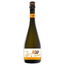 Напиток винный AMORE MIO Мускат газированный белый сладкий, 0.75л, Россия, 0.75 L