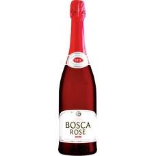 Напиток винный BOSCA Rose розовый полусладкий, 0.75л, Литва, 0.75 L