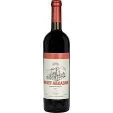 Напиток винный БУКЕТ АБХАЗИИ специальный красный, 0.75л, Абхазия, 0.75 L