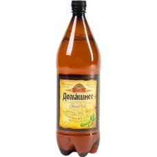 Пиво светлое АФАНАСИЙ Доброе домашнее, 4,5%, ПЭТ, 1л, Россия, 1 L