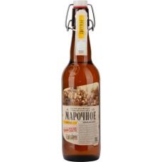 Пиво светлое АФАНАСИЙ Марочное пастеризованное, 4,5%, 0.5л, Россия, 0.5 L
