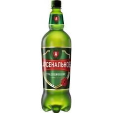 Пиво светлое АРСЕНАЛЬНОЕ Традиционное, 4,7%, ПЭТ, 1.35л, Россия, 1.35 L