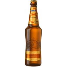 Пиво светлое БАЛТИКА 8 Пшеничное, 5%, 0.47л, Россия, 0.47 L