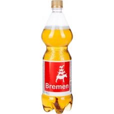 Пиво светлое БРЕМЕН пастеризованное разливное, 4,7%, ПЭТ, 1л, Россия, 1 L