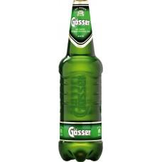 Пиво светлое GOSSER фильтрованное, пастеризованное, 4,7%, ПЭТ, 1.3л, Россия, 1.3 L