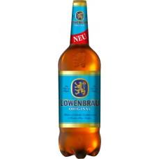 Пиво светлое LOWENBRAU Original фильтрованное пастеризованное 5,4%, 1.3л, Россия, 1.3 L