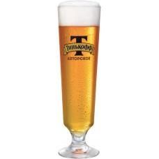 Пиво светлое ТИНЬКОФФ Баварское пастеризованное разливное, 5,2%, ПЭТ, 1л, Россия, 1 L