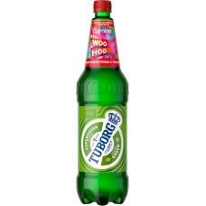 Пиво светлое TUBORG Green фильтрованное пастеризованное, 4,6%, 1.35л, Россия, 1.35 L