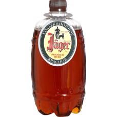 Пиво темное JAGER Коллекционное красное, 4,5%, ПЭТ, 1л, Россия, 1 L
