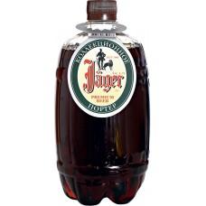 Пиво темное JAGER Коллекционное портер, 4,1%, ПЭТ, 1л, Россия, 1 L