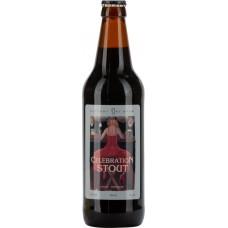 Пиво VICTORY ART BREW Celebration Stout темное пастер. нефильтр. алк.5,5% ст., Россия, 0.5 L