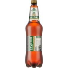 Пиво ЖИГУЛЕВСКОЕ Оригинальное светлое пастер. алк.4,7% ПЭТ, Россия, 1.3 L