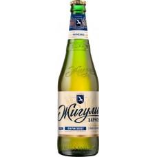 Пиво ЖИГУЛИ Барное светлое фильтр. пастер. алк.4,9% ст., Россия, 0.45 L