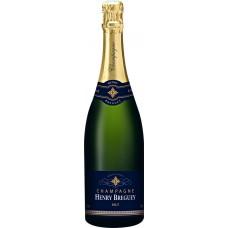 Шампанское HENRY BREGUEY белое брют, 0.75л, Франция, 0.75 L