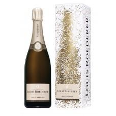 Шампанское LOUIS ROEDERER BRUT PREMIER Шампань AOC белое брют, п/у, 0.75л, Франция, 0.75 L