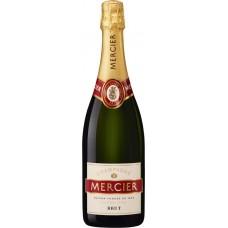 Шампанское MERCIER Мерсье белое брют, 0.75л, Франция, 0.75 L