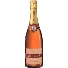 Шампанское MERCIER Розе розовое брют, 0.75л, Франция, 0.75 L